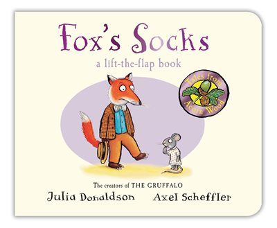 Book cover for Fox's Socks